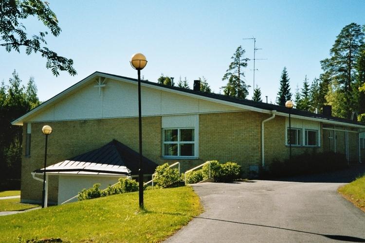 Jokioisten seurakuntatalo